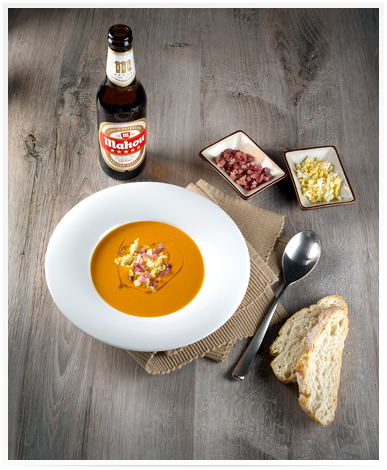 Recipe for Cordovan Salmorejo